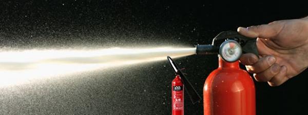 C02 Fire Extinguisher