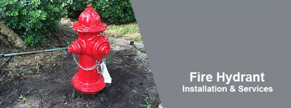 Fire Hydrant Installation & Services